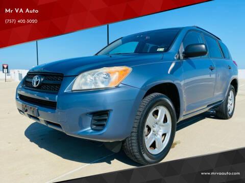 2010 Toyota RAV4 for sale at Mr VA Auto in Chesapeake VA