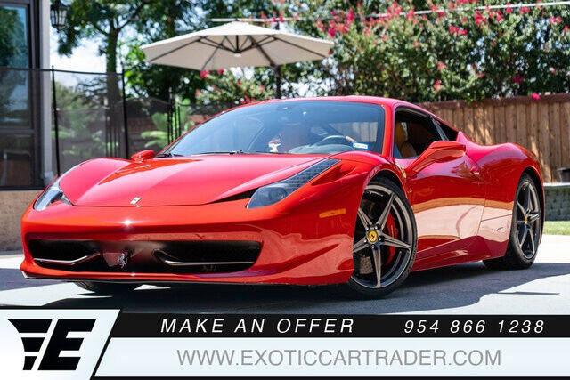 2010 Ferrari 458 Italia for sale in Fort Lauderdale, FL