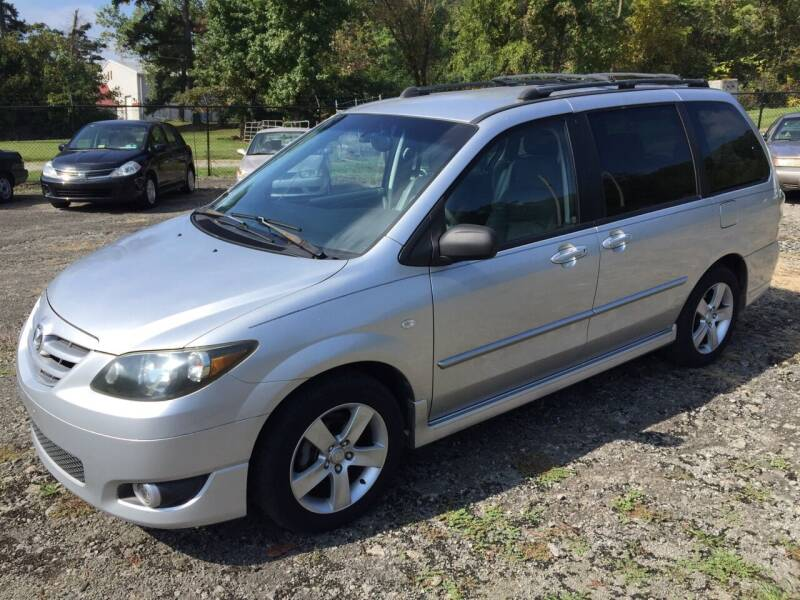 2006 Mazda MPV for sale at PASTIME AUTO INC. in Knoxville TN