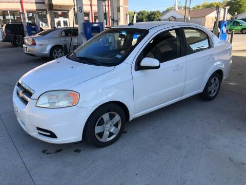 2009 Chevrolet Aveo for sale at JE Auto Sales LLC in Indianapolis IN