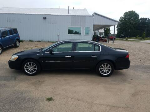 2008 Buick Lucerne for sale at Steve Winnie Auto Sales in Edmore MI