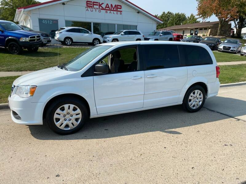 2016 Dodge Grand Caravan for sale at Efkamp Auto Sales LLC in Des Moines IA