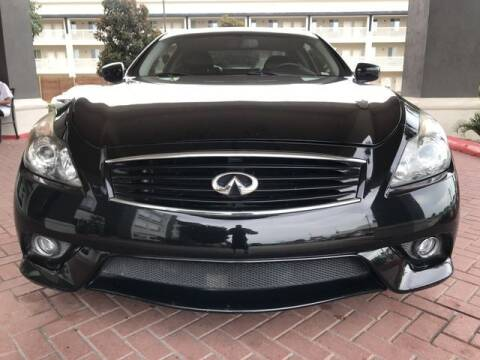 2015 Infiniti Q60 Coupe for sale at EMPIREIMPORTSTX.COM in Katy TX