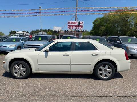 2005 Chrysler 300 for sale at Affordable 4 All Auto Sales in Elk River MN