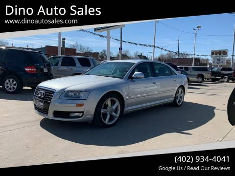 2009 Audi A8 L for sale at Dino Auto Sales in Omaha NE