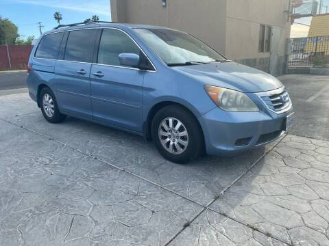 2008 Honda Odyssey for sale at Exceptional Motors in Sacramento CA