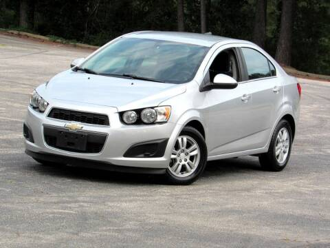 2014 Chevrolet Sonic for sale at Amana Auto Care Center in Raleigh NC