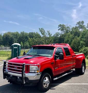 2003 Ford F-350 Super Duty for sale at ONE NATION AUTO SALE LLC in Fredericksburg VA