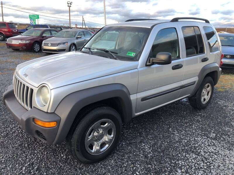 2003 Jeep Liberty for sale at Tri-Star Motors Inc in Martinsburg WV