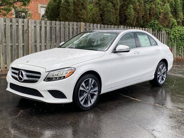 2021 Mercedes-Benz C-Class for sale in Kalamazoo, MI