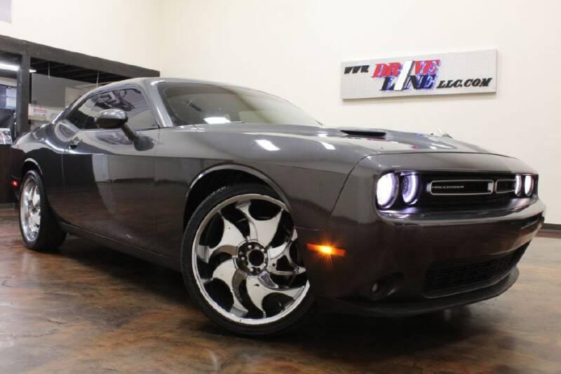 2017 Dodge Challenger for sale at Driveline LLC in Jacksonville FL