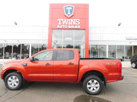 2019 Ford Ranger for sale at Twins Auto Sales Inc in Detroit MI