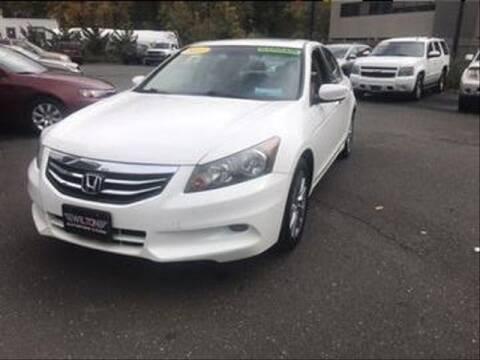2011 Honda Accord for sale at Wilton Auto Park.com in Wilton CT