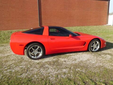2004 Chevrolet Corvette for sale at Bob Patterson Auto Sales in East Alton IL