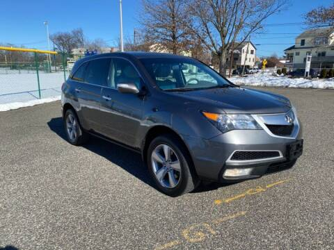 2012 Acura MDX for sale at Cars With Deals in Lyndhurst NJ