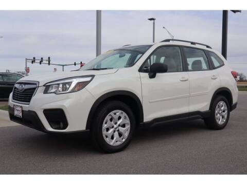 2019 Subaru Forester for sale at Napleton Autowerks in Springfield MO