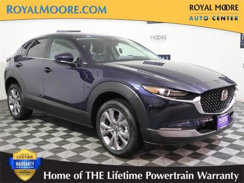 2021 Mazda CX-30 for sale at Royal Moore Custom Finance in Hillsboro OR