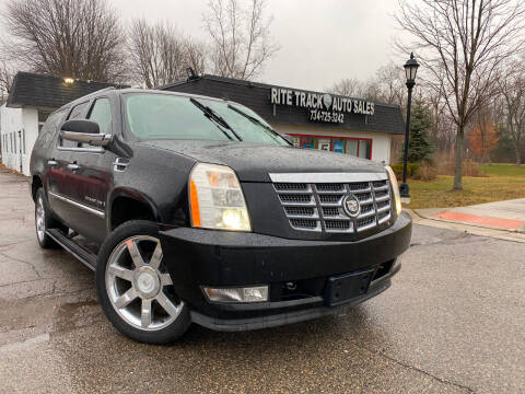 2008 Cadillac Escalade ESV for sale at Rite Track Auto Sales in Canton MI