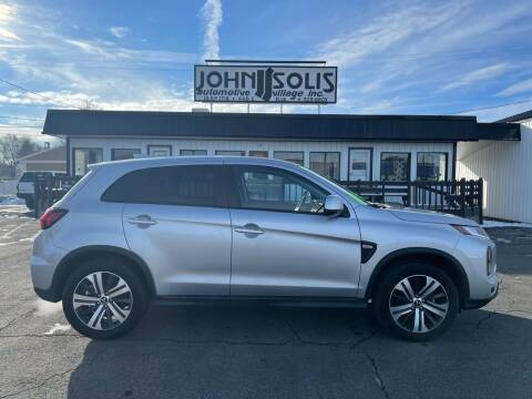 2020 Mitsubishi Outlander Sport for sale at John Solis Automotive Village in Idaho Falls ID