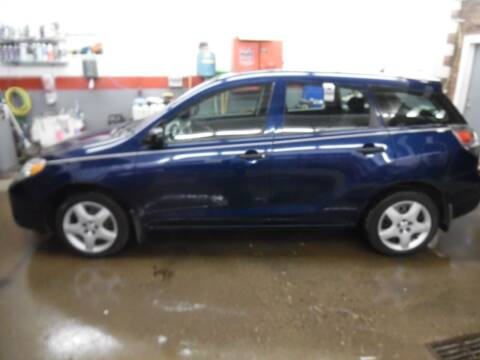 2007 Toyota Matrix for sale at East Barre Auto Sales, LLC in East Barre VT