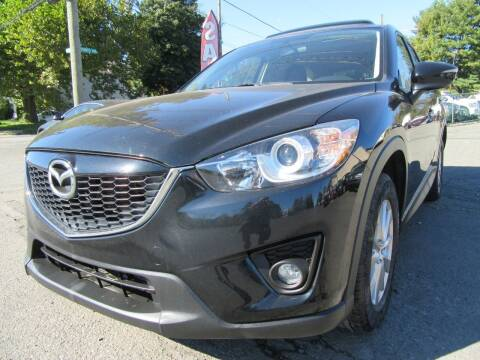 2015 Mazda CX-5 for sale at PRESTIGE IMPORT AUTO SALES in Morrisville PA
