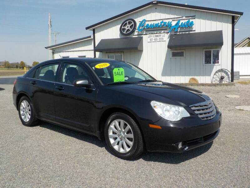 2010 Chrysler Sebring for sale at Country Auto in Huntsville OH