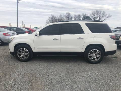 2014 GMC Acadia for sale at LYNDON MOTORS in Lyndon KS