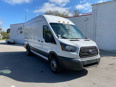 2018 Ford Transit Cargo for sale at Consumer Auto Credit in Tampa FL