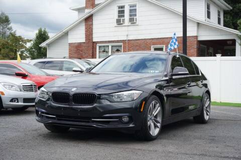 2017 BMW 3 Series for sale at HD Auto Sales Corp. in Reading PA