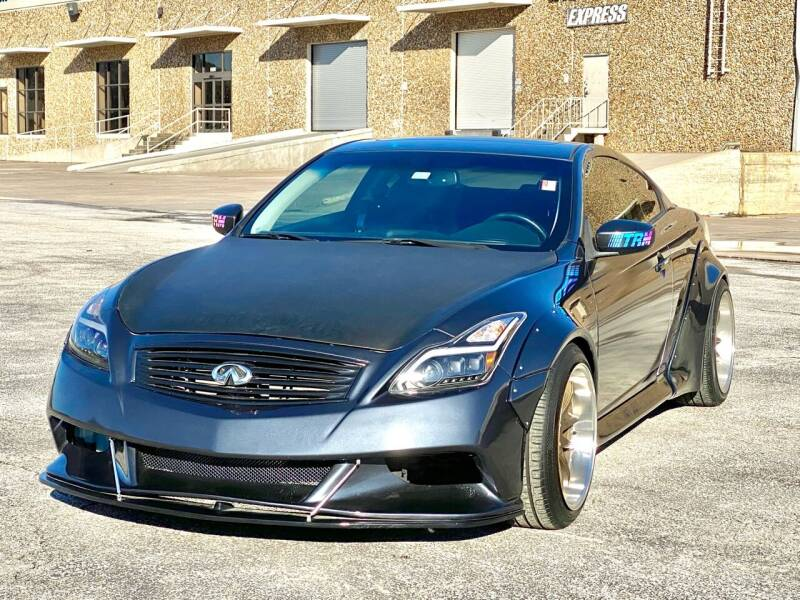 2009 Infiniti G37 Coupe for sale at EA Motorgroup in Austin TX