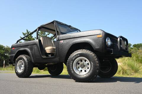 1966 Ford Bronco for sale at McQueen Classics in Lewes DE
