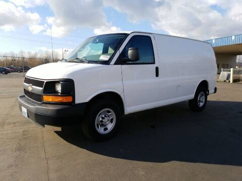 2015 Chevrolet Express Cargo for sale at Northwest Van Sales in Portland OR