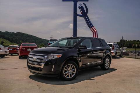2012 Ford Edge for sale at CarUnder10k in Dayton TN