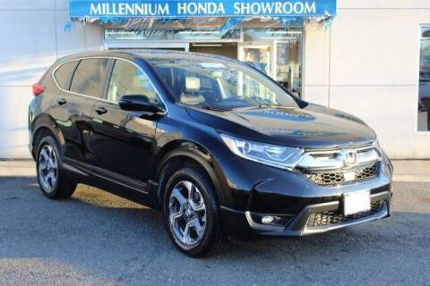 2019 Honda CR-V for sale at MILLENNIUM HONDA in Hempstead NY