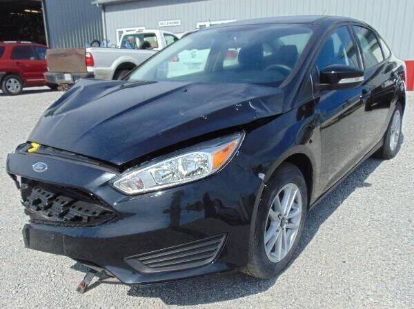 2016 Ford Focus for sale at Kenny's Auto Wrecking in Lima OH