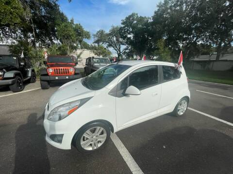 2015 Chevrolet Spark for sale at Bay City Autosales in Tampa FL