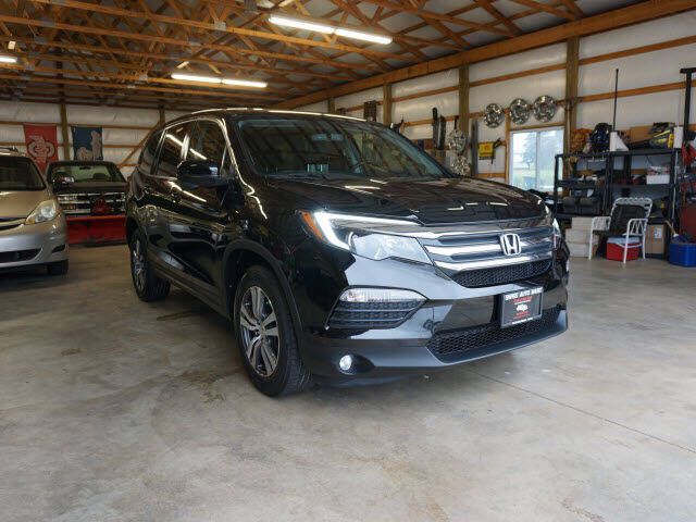 2016 Honda Pilot for sale at SWISS AUTO MART in Sugarcreek OH
