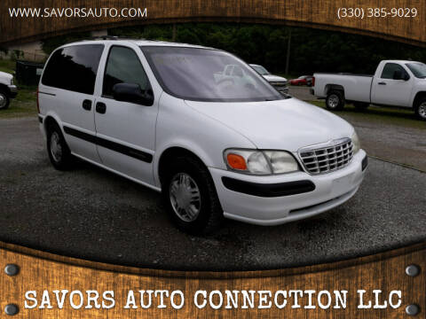 2000 Chevrolet Venture for sale at SAVORS AUTO CONNECTION LLC in East Liverpool OH