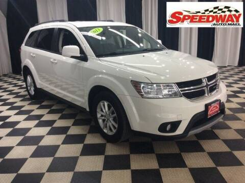 2013 Dodge Journey for sale at SPEEDWAY AUTO MALL INC in Machesney Park IL