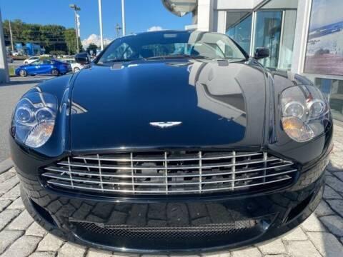 2009 Aston Martin DB9 for sale at Southern Auto Solutions-Jim Ellis Volkswagen Atlan in Marietta GA