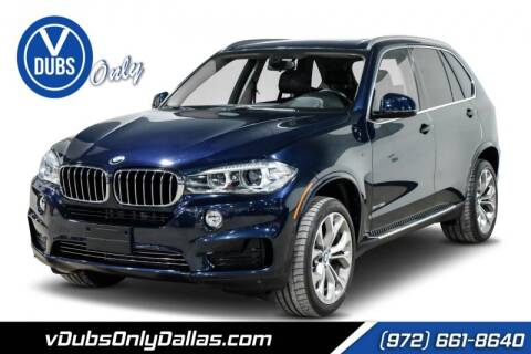 2015 BMW X5 for sale at VDUBS ONLY in Dallas TX