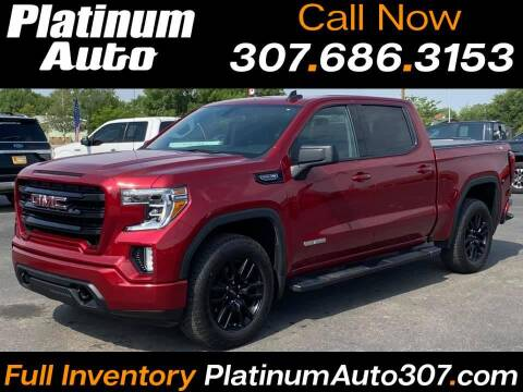2019 GMC Sierra 1500HD Classic for sale at Platinum Auto in Gillette WY