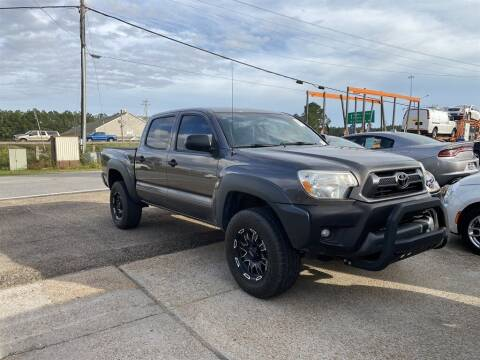 2014 Toyota Tacoma for sale at Direct Auto in D'Iberville MS