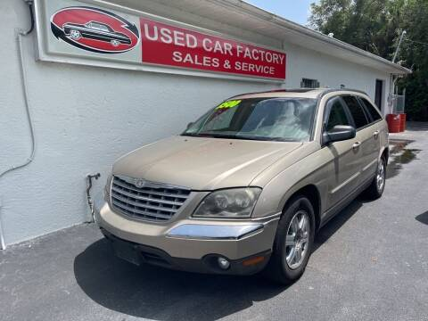 2004 Chrysler Pacifica for sale at Used Car Factory Sales & Service in Port Charlotte FL