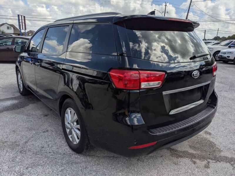 2015 Kia Sedona LX 4dr Mini-Van - Pearland TX