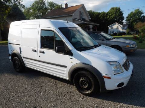 2010 Ford Transit Connect for sale at English Autos in Grove City PA
