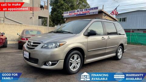2006 Mazda MPV for sale at San Diego Auto Traders in San Diego CA