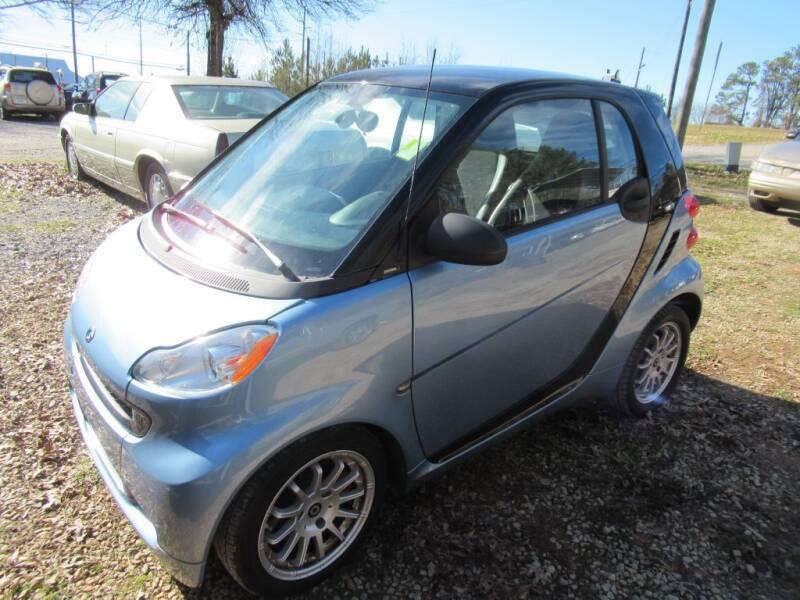 2012 Smart fortwo for sale at Dallas Auto Mart in Dallas GA