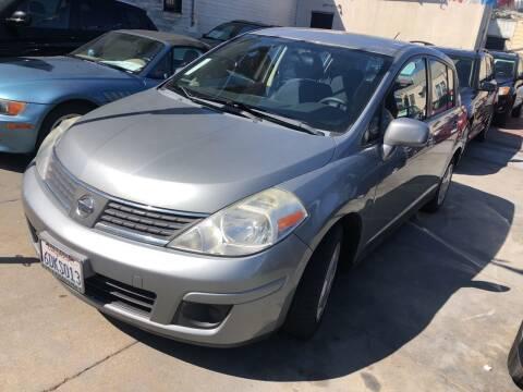 2008 Nissan Versa for sale at Excelsior Motors , Inc in San Francisco CA