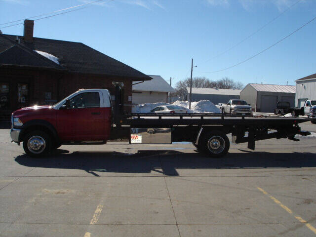 2013 RAM Ram Chassis 4500 for sale at Quality Auto Sales in Wayne NE